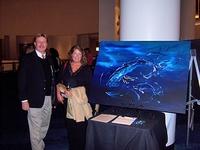 Abstract Art Paintings Marine African Atlanta GA